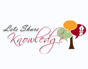 Lets Share knowledge