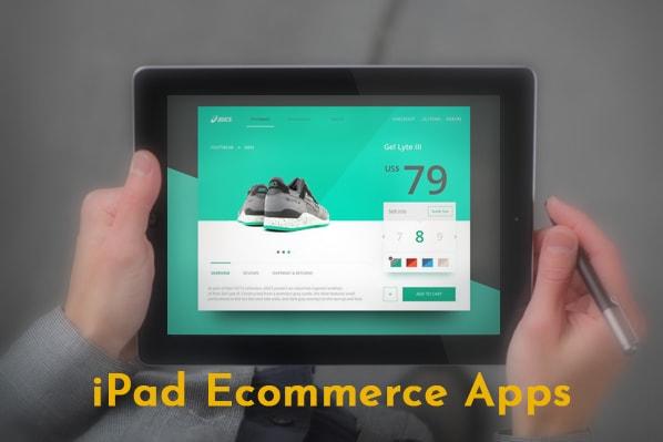 ipad ecommerce apps