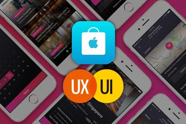 iphone-ui/ux-design