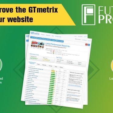 How to improve GTmetrix score of your website