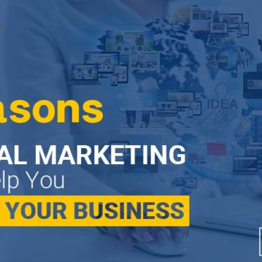 5 Reasons Why Digital Marketing Can Help You Grow Your Business